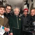 """""""Der starke Hans"""": Dreharbeiten zum nächsten """"Sechs auf einen Streich""""-Film laufen – Ausstrahlung voraussichtlich Weihnachten 2020 – Bild: ARD/tv60film"""