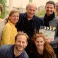 """""""Das Sacher"""": ZDF und ORF verfilmen Geschichte des Luxushotels – Drehstart für Event-Zweiteiler mit Josefine Preuß in Wien – Bild: ZDF / Marcus Kanter"""