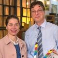 """""""Frau Temme sucht das Glück"""": Drehstart zu neuer ARD-Serie – """"Mord mit Aussicht""""-Darstellerin Meike Droste in der Hauptrolle – Bild: ARD/Michael Boehme"""