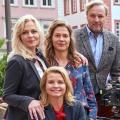 """""""Hotel Heidelberg"""" im Ersten demnächst unter neuer Führung – Annette Frier und Christoph Maria Herbst nehmen ihren Abschied – Bild: ARD Degeto/Frank Dicks"""