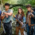 """""""Tribes of Europa"""": Produktion für neue Netflix-Serie aus Deutschland begonnen – Kameras rollen für nächste europäische Dystopie – Bild: Netflix/Gordon A. Timpen"""