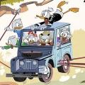 """""""DuckTales"""": Erstes Bild zur Neuauflage ist da – Reboot des Zeichentrickklassikers soll 2017 kommen – © Disney XD"""