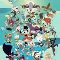 """""""DuckTales"""": Käpt'n Balu, Goofy, Chip & Chap, Daisy & Co. in neuer Staffel – Zahlreiche alte Bekannte aus dem Disney-Universum – © Disney Channel"""
