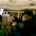 """Ein Abend bei """"Mom"""" – Zu Gast bei einer Aufzeichnung der US-Sitcom in L.A. – Zu Besuch bei der Aufzeichnung der aktuellen Folge der US-Comedy – von Ralf Döbele – Bild: Ralf Döbele"""