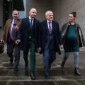 """Nach vier Jahren: """"Eichwald, MdB"""" kehrt zurück – Zweite Staffel der ZDF-Comedyserie – Bild: ZDF und Maor Waisburd"""