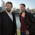 """""""Ein Fall für zwei"""": Antoine Monot Jr. und Wanja Mues ermitteln weiter – Drehstart zur sechsten Staffel der ZDF-Krimiserie – Bild: ZDF/Christian Lüdeke"""