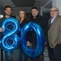 """""""Ein starkes Team"""": Jubiläumsfolge zum Start ins Jahr 2020 – 80. Folge des ZDF-Samstagskrimis mit Florian Martens und Stefanie Stappenbeck – Bild: ZDF/Katrin Knoke"""