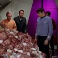"""Tele 5 ändert Programm anlässlich des Todes von Leonard Nimoy – """"Deep Space Nine""""/""""Raumschiff Enterprise""""-Crossover mit Tribbles – Bild: Paramount TV"""