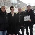 """""""Familie!"""": ZDF dreht Zweiteiler mit Iris Berben, Jürgen Vogel und Anna Maria Mühe – Sittengemälde zweier Familien – Bild: obs/ZDF/ZDF/Hans-Joachim Pfeiffer"""