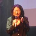 """FedCon 2013: Panel mit Patti Yasutake – Begegnungen mit """"Star Trek""""-Kapitänen – Bild: Marcus Kirzynowski/wunschliste.de"""