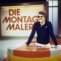 """Zu Jahresbeginn: Elstner blickt auf """"Montagsmaler"""" und Co. zurück – Nostalgische Dokumentation über TV-Shows im SWR – © SWR/Wolfgang Gitzinger"""