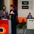"""""""Montagsmaler"""": One wiederholt Urfassung """"Punkt, Punkt, Komma, Strich"""" – Frank Elstners TV-Anfänge aus den 1970er Jahren – Bild: SWR/Screenshot"""