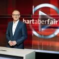 "Wegen Krankheit: Frank Plasberg muss bei ""Hart aber fair"" aussetzen – Susan Link springt als Vertretung ein – © WDR/Stephan Pick"