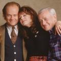 """Frasier"": Kelsey Grammer bekommt sein Sitcom-Revival – Paramount+ bestätigt neue Serie um Dr. Frasier Crane – Bild: NBC"