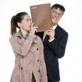 Frau Temme sucht das Glück – Review – Kopflastige Risikoanalystin kämpft sympathisch mit den Unwägbarkeiten des Lebens – von Jana Bärenwaldt – Bild: ARD/Jens van Zoes