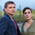 """""""Friesland"""": Drehstart zu viertem Film der ZDF-Krimireihe – Neuer Einsatz für Florian Lukas und Sophie Dal – Bild: obs/ZDF/Guido Engels"""
