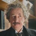 """National Geographic zeigt """"Genius: Einstein"""" in Deutschland im April – Geoffrey Rush spielt den genialen, aber schwierigen Wissenschaftler – © National Geographic/Dusan Martincek"""