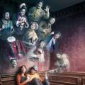"""Termin für zweite Staffel von """"Ghosts"""", mehr """"Worzel Gummidge"""" – Neuigkeiten von der BBC – Bild: BBC one"""