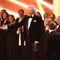 """""""Goldene Kamera 2015"""": Jubiläumspreis für Hape Kerkeling – Ulrich Matthes und Martina Gedeck als beste Schauspieler ausgezeichnet – Bild: ZDF/Eventpress"""