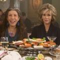 """Neue Trailer zu """"Bosch"""" und """"Grace and Frankie"""" – Amazon und Netflix bereiten auf neue Serienstaffeln vor – Bild: Melissa Moseley/Netflix."""