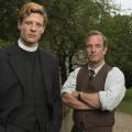 """Auch er kann es nicht lassen: """"Grantchester"""" kommt nach Deutschland – Sat.1 Gold sichert sich britische Krimiserie – Bild: ITV/Lovely Day Productions"""