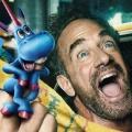"""""""Happy!"""": Blick hinter die Kulissen der zweiten Staffel – Abenteuer von Nick Sax und seinem blauen Einhorn gehen weiter – Bild: Syfy"""