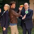 """""""Heldt"""": ZDF beendet Krimi-Comedy nach der achten Staffel – Letzte Folgen mit Kai Schumann und Janine Kunze ab Herbst – © ZDF/Frank Dicks"""