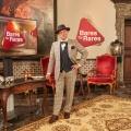 """""""Bares für Rares"""": Neues Primetime-Special im Mai – Horst Lichter lädt zum Trödeln auf Schloss Schwerin – Bild: ZDF/Frank Dicks"""