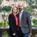 """Das """"Hotel Heidelberg"""" eröffnet im März wieder im Ersten – Zwei neue Folgen der ARD-Reihe mit Frier, Herbst und Hoger – Bild: ARD Degeto/Kai Schulz"""