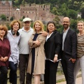 """""""Hotel Heidelberg"""": Annette Frier ersetzt Ulrike C. Tscharre – Dreharbeiten zum dritten Teil der Reihe haben begonnen – Bild: Degeto/Bernd Spauke"""