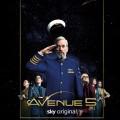 """""""Avenue 5"""": Hugh Laurie fliegt ab April im Auftrag von Sky – """"Eine interplanetare Kreuzfahrt, die ist lustig…"""" – Bild: Sky/HBO"""