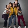 """""""Hunter Street"""": Nickelodeon zeigt neue Jugend-Abenteuerserie – Fünf Geschwister suchen ihre verschollenen Pflegeeltern – © © 2016 Viacom International, Inc."""