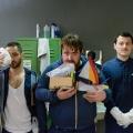 """ZDFneo setzt Sitcoms """"Im Knast"""" und """"Blockbustaz"""" fort – Zweite Staffeln für Comedy-Eigenproduktionen – Bild: obs/ZDFneo/Stefan Erhard"""