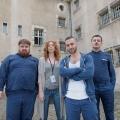 """""""Im Knast"""": Zweite Staffel startet Ende Juli bei ZDFneo – Neue Folgen mit Denis Moschitto, Manuel Rubey und Co. – Bild: ZDF/Stefan Erhard"""