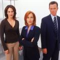 """""""Akte X"""": Revival ohne Doggett und Reyes – Auch Regisseur Frank Spotnitz kehrt aus Termingründen nicht zurück – © FOX"""
