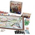 """Brettspiel """"Zug um Zug"""" soll zur Abenteuer-Spielshow werden – Branchenriese Asmodee hofft auf TV-Serie – © Asmodee"""