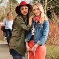 """""""The Lodge"""": Lina Larissa Strahl verstärkt britische Disney-Channel-Serie – Drehstart zur zweiten Staffel – © Disney Channel"""