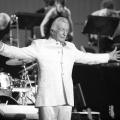 Komponist James Last im Alter von 86 Jahren verstorben – Musiker schuf zahlreiche Titelmelodien – Bild: Robert Freiberger/Promofoto zur letzten Tournee von James Last