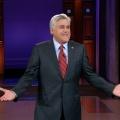 """Abschied nach 22 Jahren: Die letzte """"Tonight Show"""" mit Jay Leno – NBC setzt in Zukunft auf Jimmy Fallon und Seth Meyers – © NBC"""