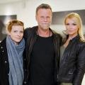 """Quoten: Neue """"Jenke""""-Doku mit schwachem, """"Promis auf Hartz IV"""" mit starkem Start – Erfolge für ZDF-Nachkriegsdrama und """"Hart aber fair"""" im Ersten – Bild: MG RTL D/Stefan Gregorowius"""