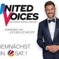 """Mit Boy George und East 17: Jochen Schropp moderiert neue Musikshow – Fan-Duell """"United Voices"""" demnächst in Sat.1 – © TV Tickets"""