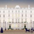 """""""Downton Abbey""""-Schöpfer Julian Fellowes mit neuer Historienserie – Roman-Adaption """"Belgravia"""" spielt in den 1840er Jahren – © Penguin Books"""