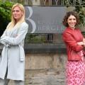 """""""Kanzlei Berger"""": ZDF kündigt neue Familienserie an – Anwaltskanzlei mit Eva-Maria Reichert und Nele Kiper eröffnet – © ZDF/Hannes Magerstaedt"""