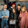 """""""Katakomben"""": Münchner Rich Kids gehen in neuer Joyn-Serie in den Untergrund – Drehstart zur nächsten Eigenproduktion – © Joyn/NEUESUPER/Arvid Uhlig"""