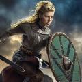 """Vikings""-Star Katheryn Winnick übernimmt Hauptrolle in ""The Big Sky"" – Serie von David E. Kelley bei ABC bereits bestellt – © History"