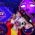 """Katrin Müller-Hohenstein nach """"The Masked Singer"""": """"In dieser Gummi-Schweine-Haut habe ich mich sehr wohlgefühlt"""" – Enttarntes Schwein im Interview nach dem Staffelauftakt der ProSieben-Show – © ProSieben/Willi Weber"""