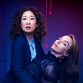 """""""Killing Eve"""": BBC America verkündet Starttermin von Staffel drei – Sandra Oh und Jodie Comer sind einmal mehr auf Kollisionskurs – Bild: BBC America"""