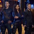 """""""Killjoys"""": Dritte Staffel ab Ende August bei Syfy – Zehn neue Episoden mit Dutch, Johnny und D'avin – Bild: Syfy"""