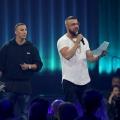 """""""ECHO 2018"""": Drei Preise für Ed Sheeran, Eklat um Kollegah und Farid Bang – Alle Preisträger des Abends im Überblick – Bild: MG RTL D/Andreas Friese"""
