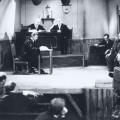 """BR feiert 60 Jahre """"Komödienstadel"""" mit Jubiläumsnacht und """"Dahoam is Dahoam""""-Stars – Erste Folge von 1959 wird wiederholt – © BR/Historisches Archiv/Paul Sessner"""
